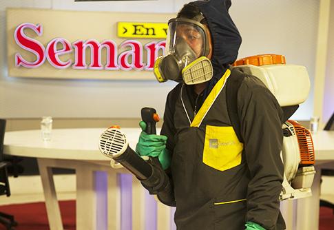 Manejo integrado de plagas y mantenimiento de zonas verdes